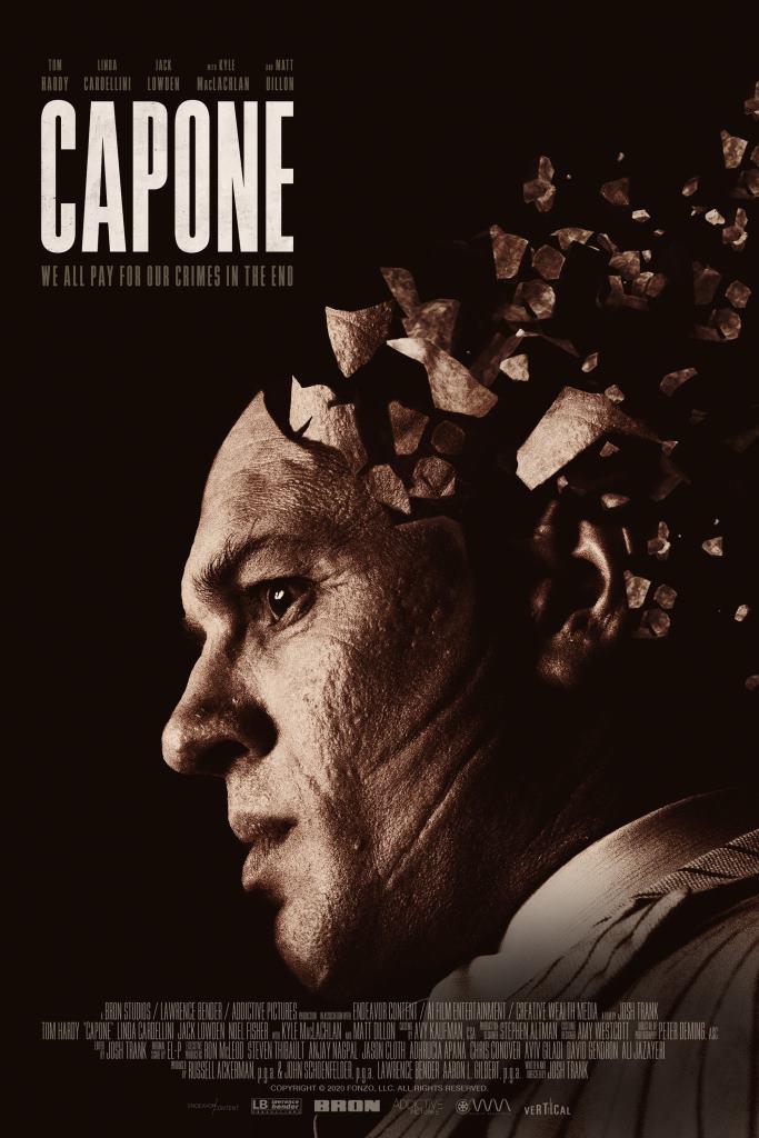 Capone (2020) HD 1080p Latino