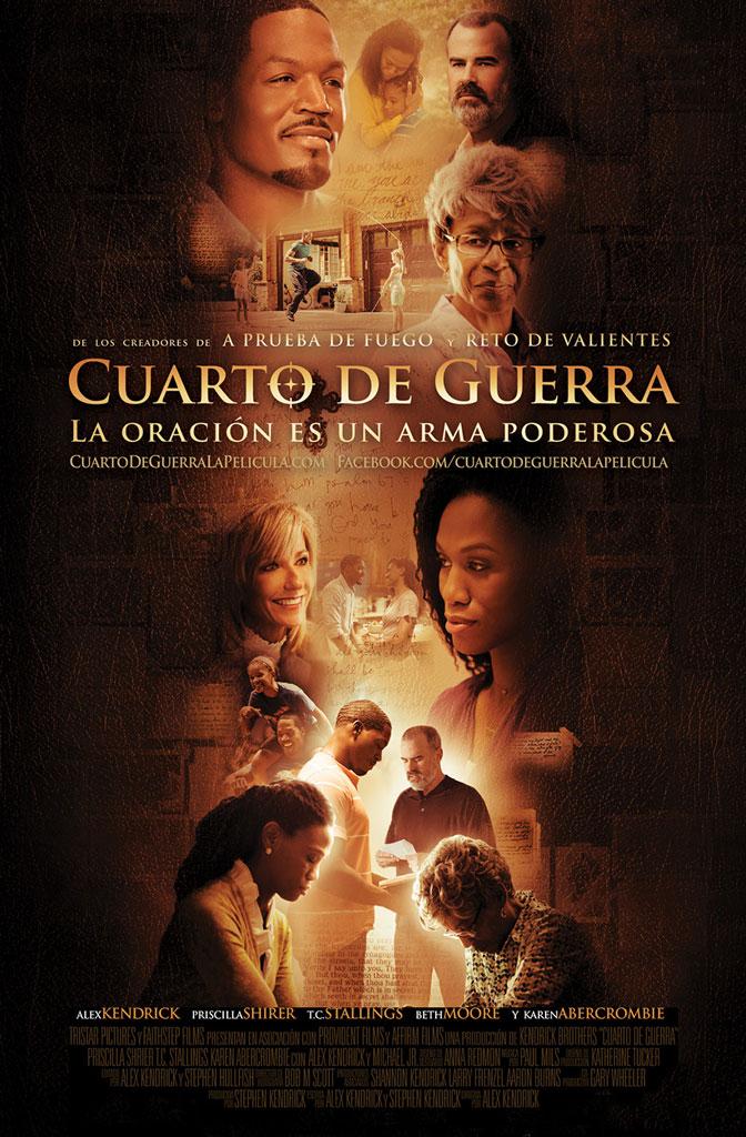 Cuarto de guerra (2015) HD 1080p Latino