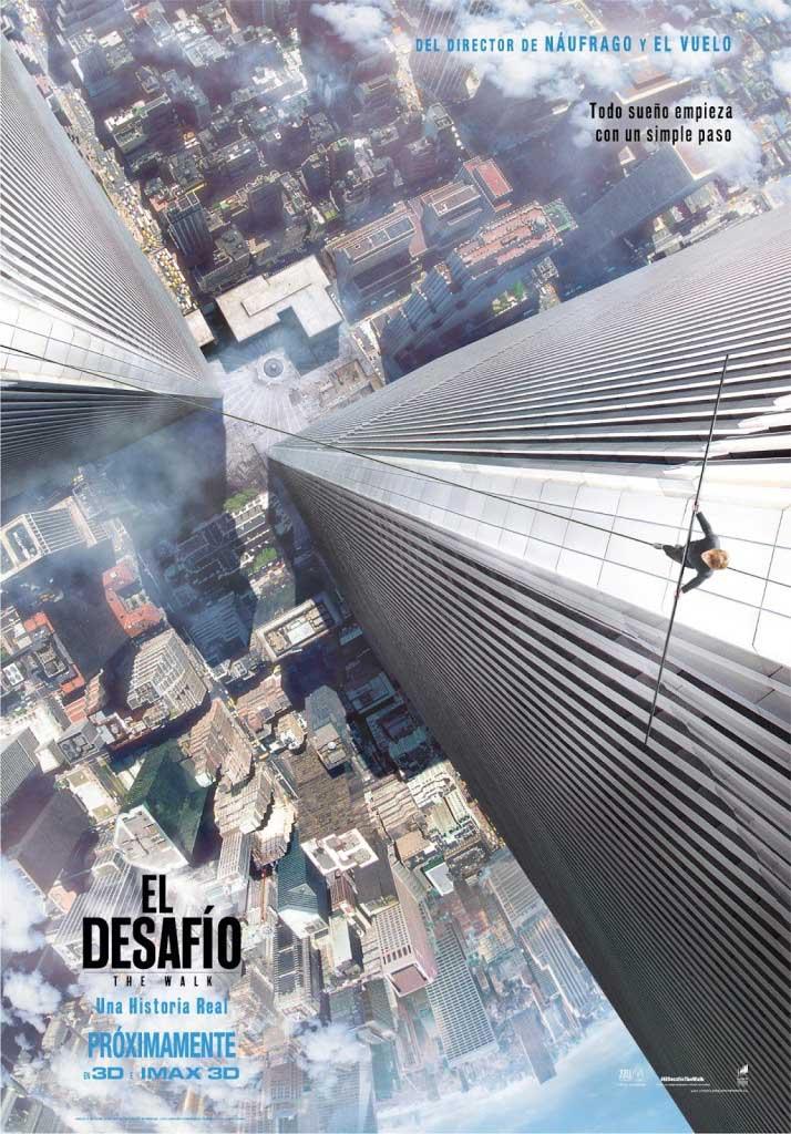 El desafío (2015) HD 1080p Latino