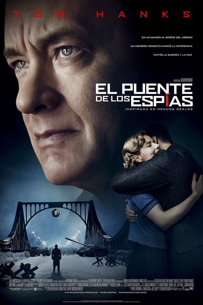 El puente de los espías (2015) HD 1080p Latino