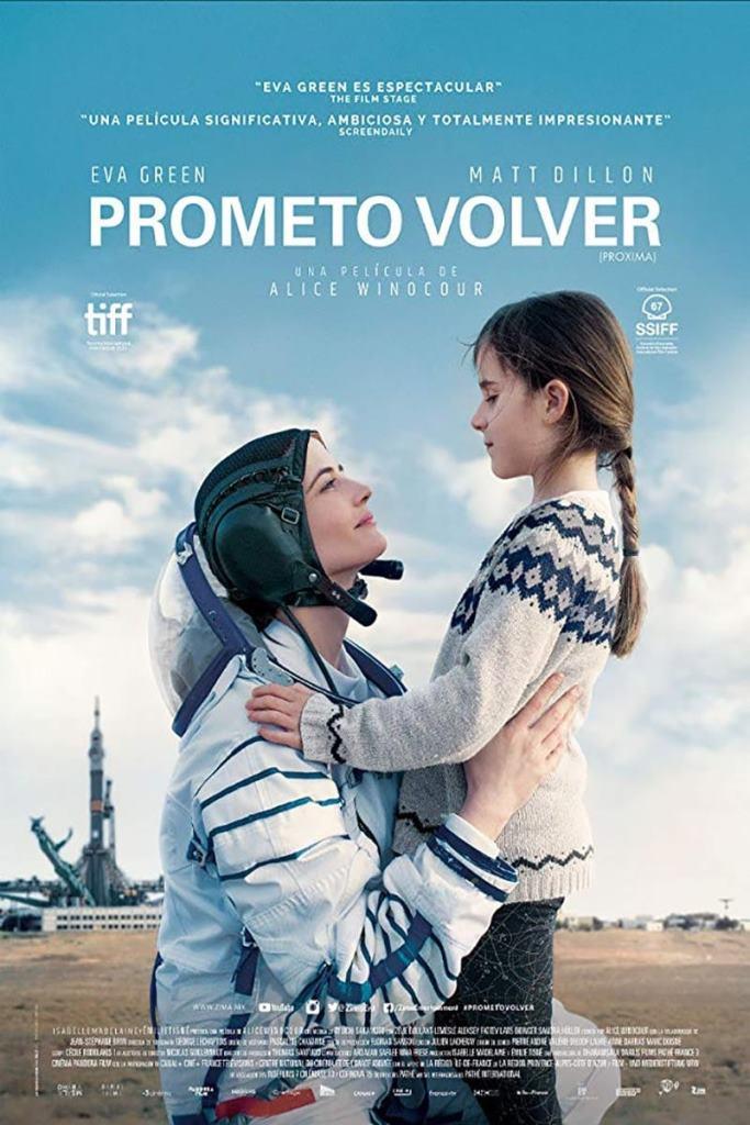 Prometo volver (2019) HD 1080p Latino