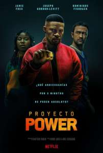 Proyecto Power (2020) HD 1080p Latino