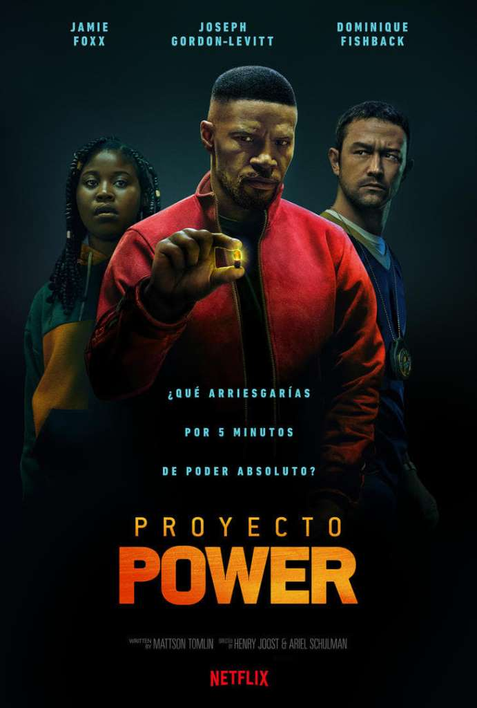 Proyecto Power (2020) HD 1080p Latino