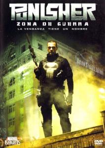 El castigador 2: Zona de guerra (2008) HD 1080p Latino