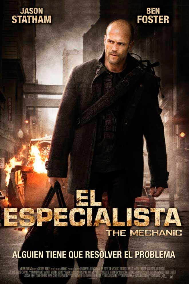 El especialista (2011) HD 1080p Latino