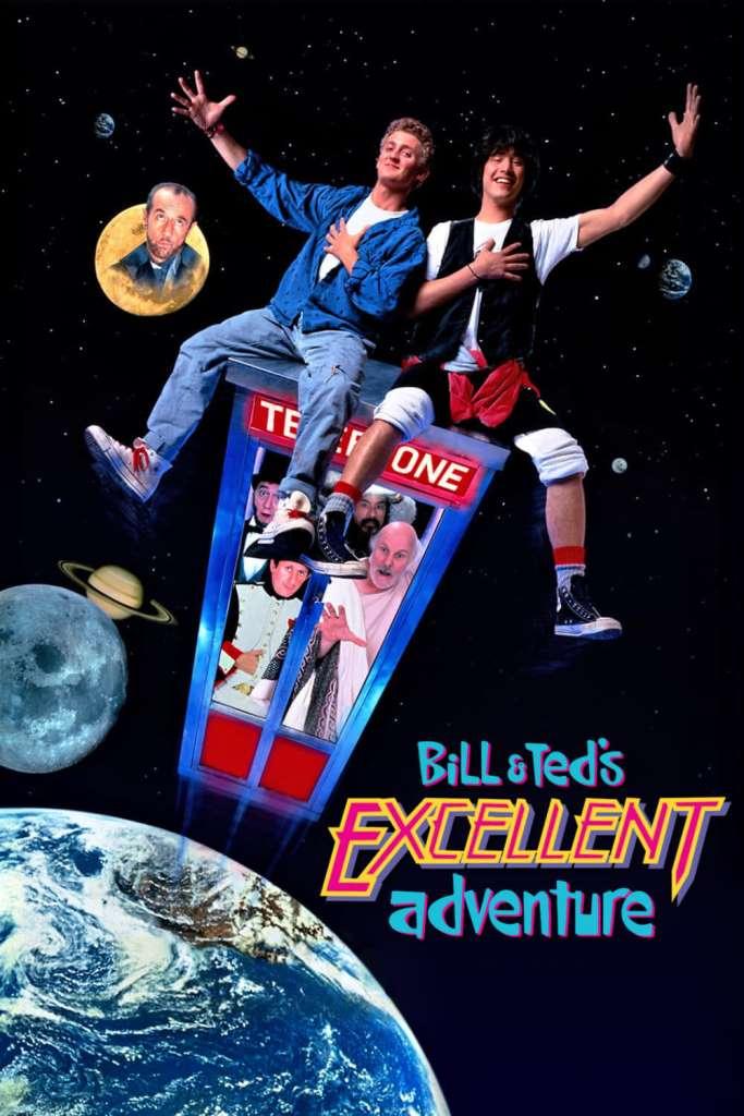 La magnífica aventuras de Bill y Ted (1989) HD 1080p Latino