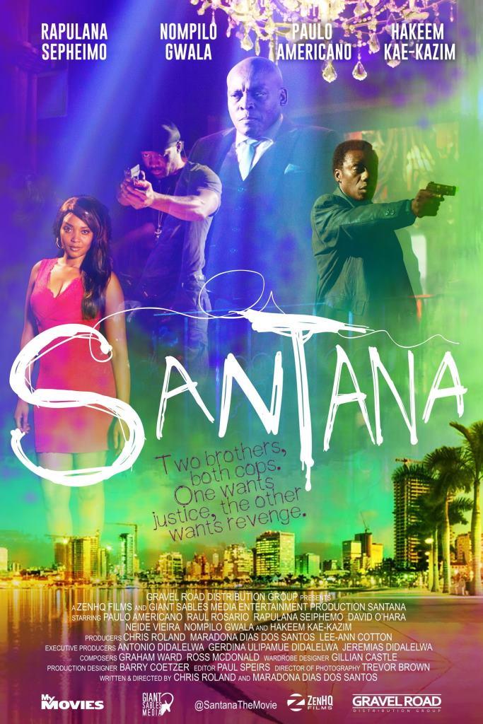 Los Hermanos Santana (2020) HD 1080p Latino