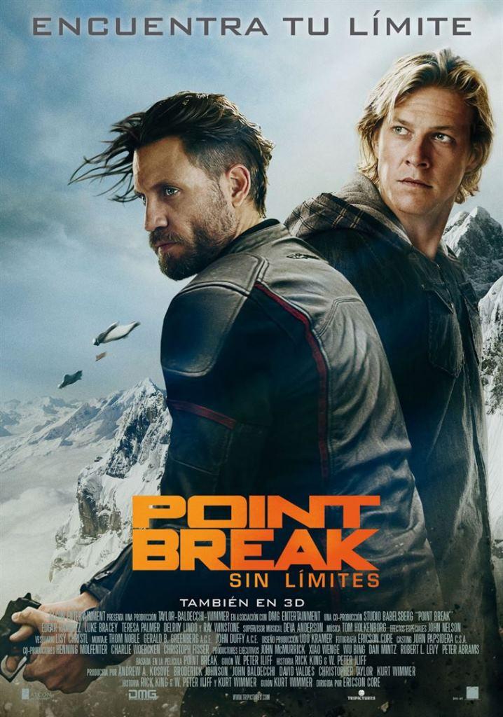 Point Break: Sin límites (2015) HD 1080p Latino