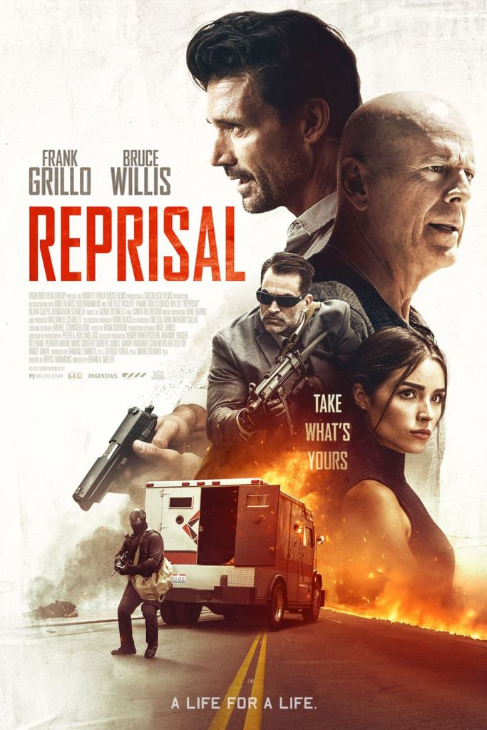 Reprisal (2018) HD 1080p Latino