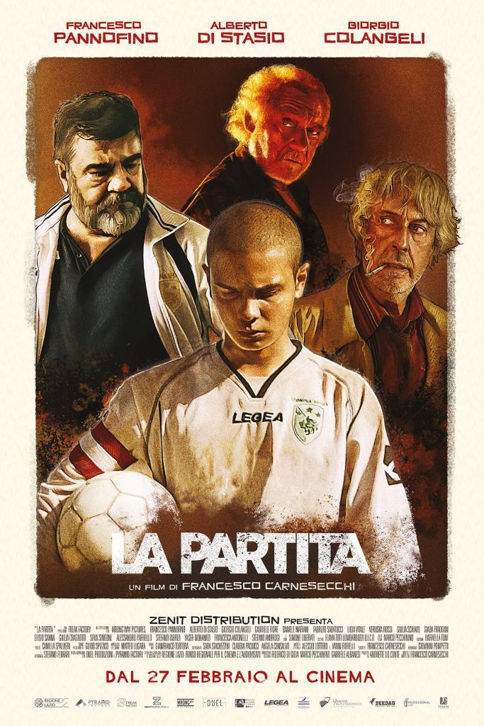 Un partido decisivo (2019) HD 1080p Latino