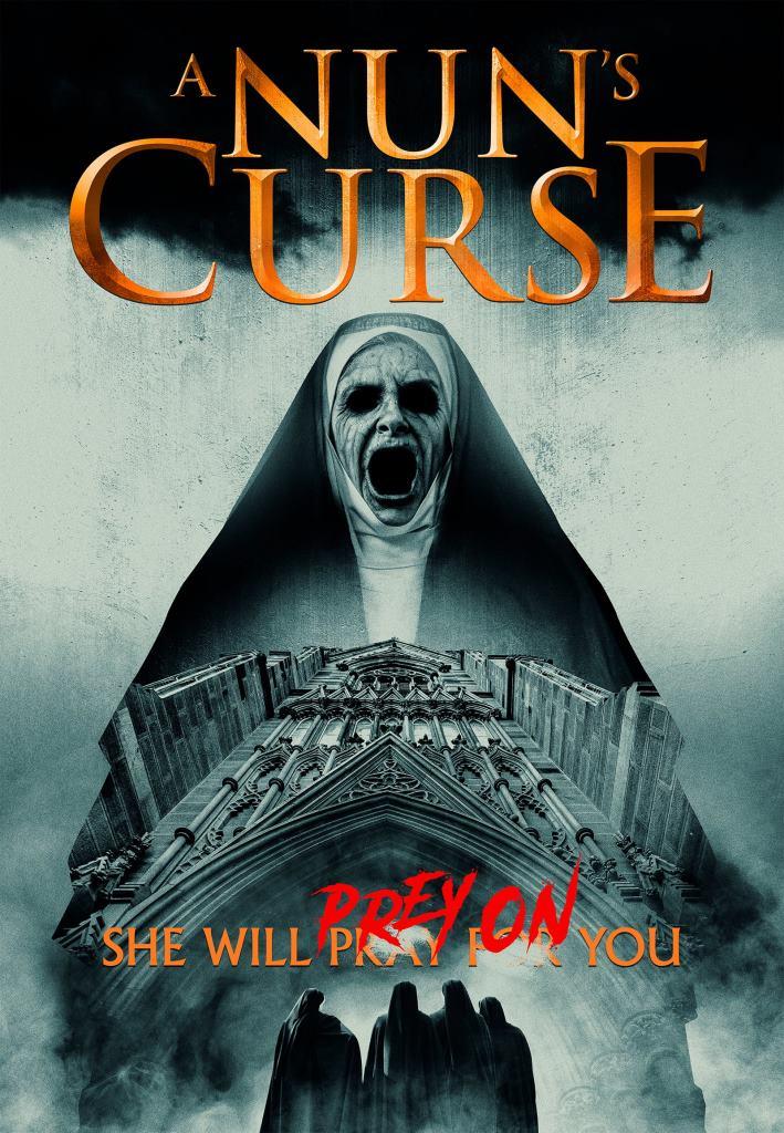 A Nun's Curse (2020) HD 1080p Español