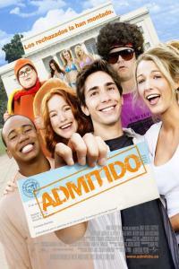 Admitido (2006) HD 1080p Latino