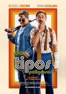 Dos tipos peligrosos (2016) HD 1080p Latino