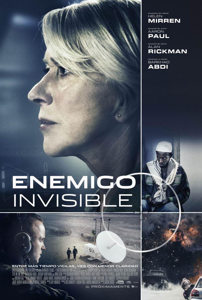 Enemigo invisible (2015) HD 1080p Latino