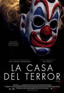 La casa del terror (2019) HD 1080p Latino