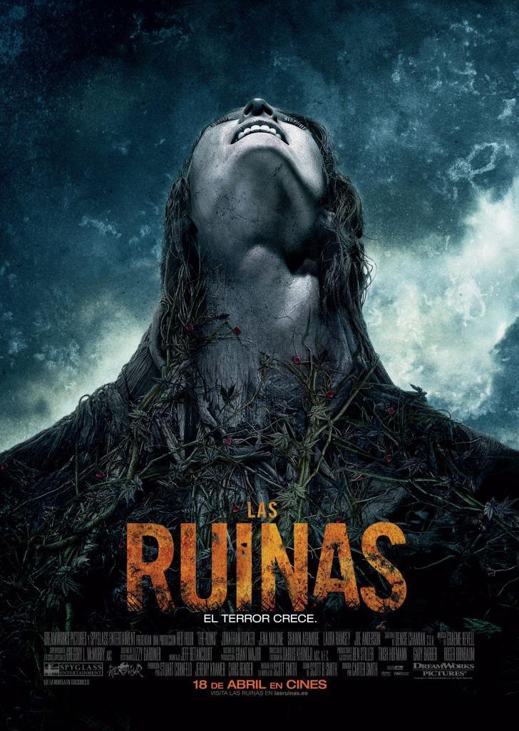 Las ruinas (2008) HD 1080p Latino