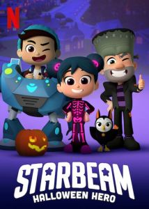 StarBeam: Al rescate de Halloween (2020) HD 1080p Latino
