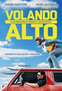 Volando alto (2016) HD 1080p Latino