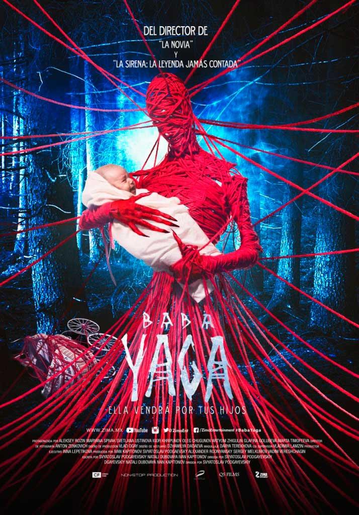 Baba Yaga: El regreso del demonio (2020) HD 1080p Latino