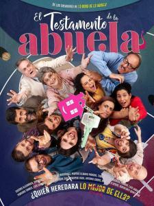 El Testamento de la Abuela (2020) HD 1080p Latino