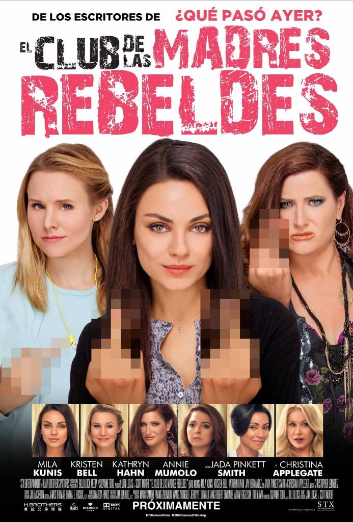 El club de las madres rebeldes (2016) HD 1080p Latino