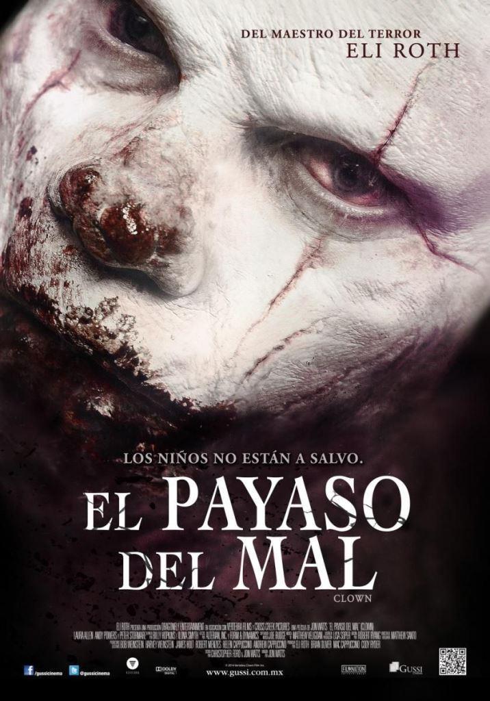 El payaso del mal (2014) HD 1080p Latino
