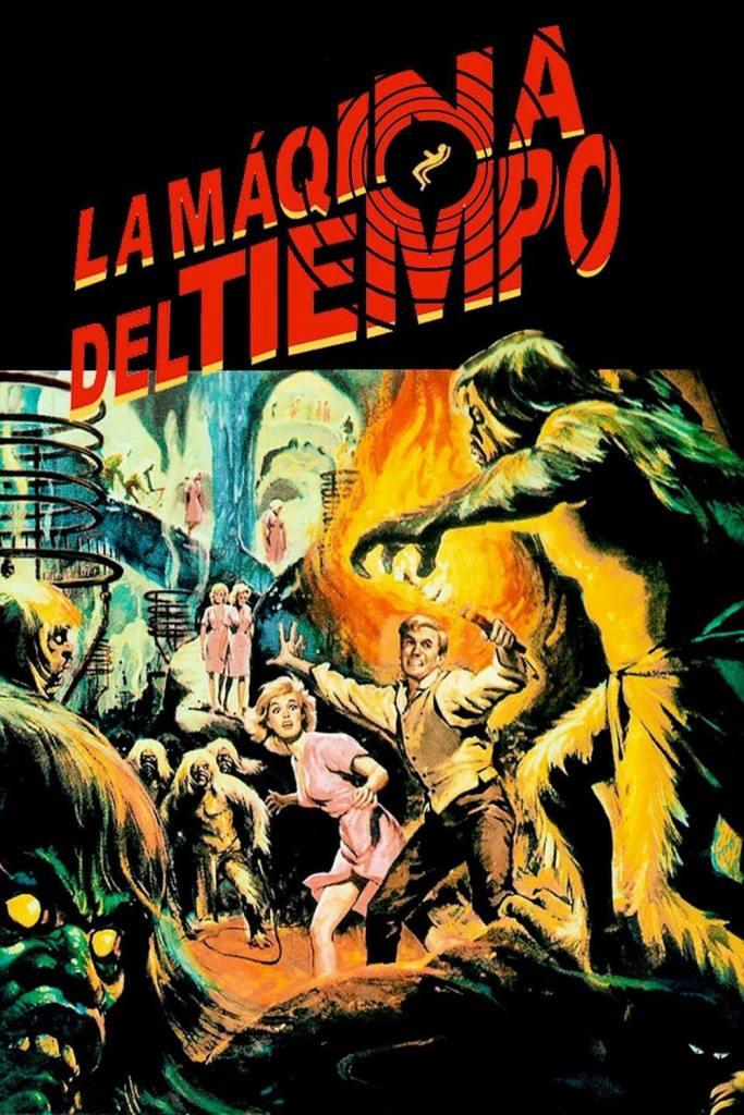 La máquina del tiempo (1960) HD 1080p Latino