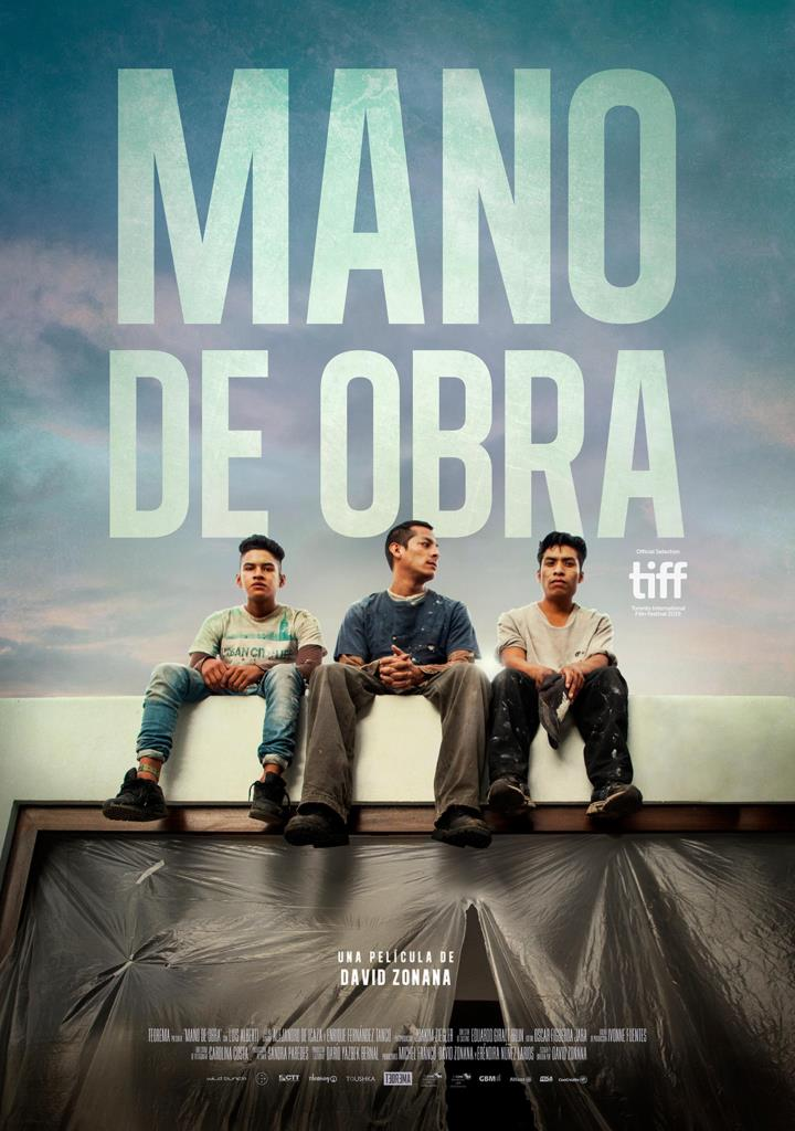 Mano de obra (2020) HD 1080p Latino