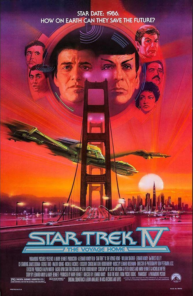 Viaje a las estrellas 4 (1986) HD 1080p Latino