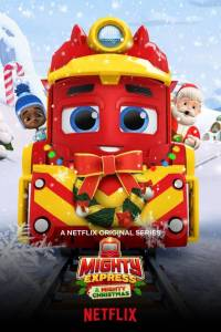 Mighty Express: Una aventura navideña (2020) HD 1080p Latino