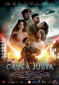 Operación causa justa (2019) HD 1080p Latino