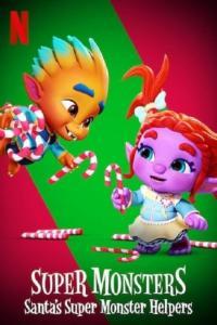 Supermonstruos: Los ayudantes de Santa (2020) HD 1080p Latino