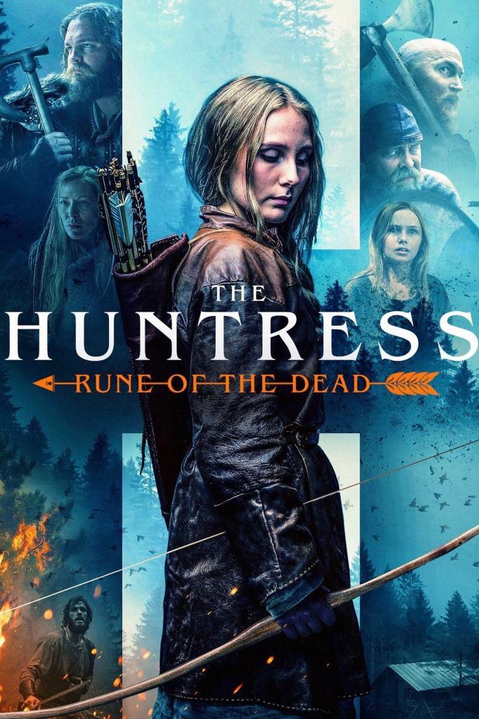 The Huntress: Rune of the Dead (2019) HD 1080p Latino