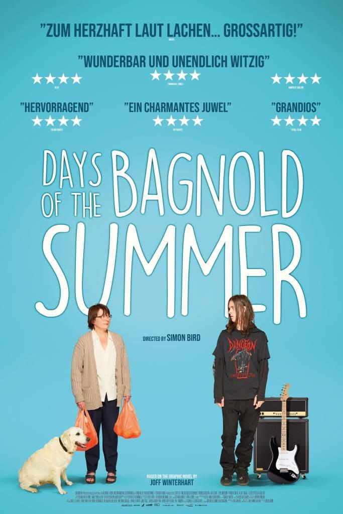 Días de un extraño verano (2019) HD 1080p Latino