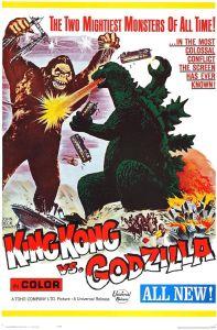 King Kong contra Godzilla (1962) HD 1080p Castellano