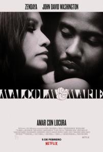 Malcolm y Marie (2021) HD 1080p Latino