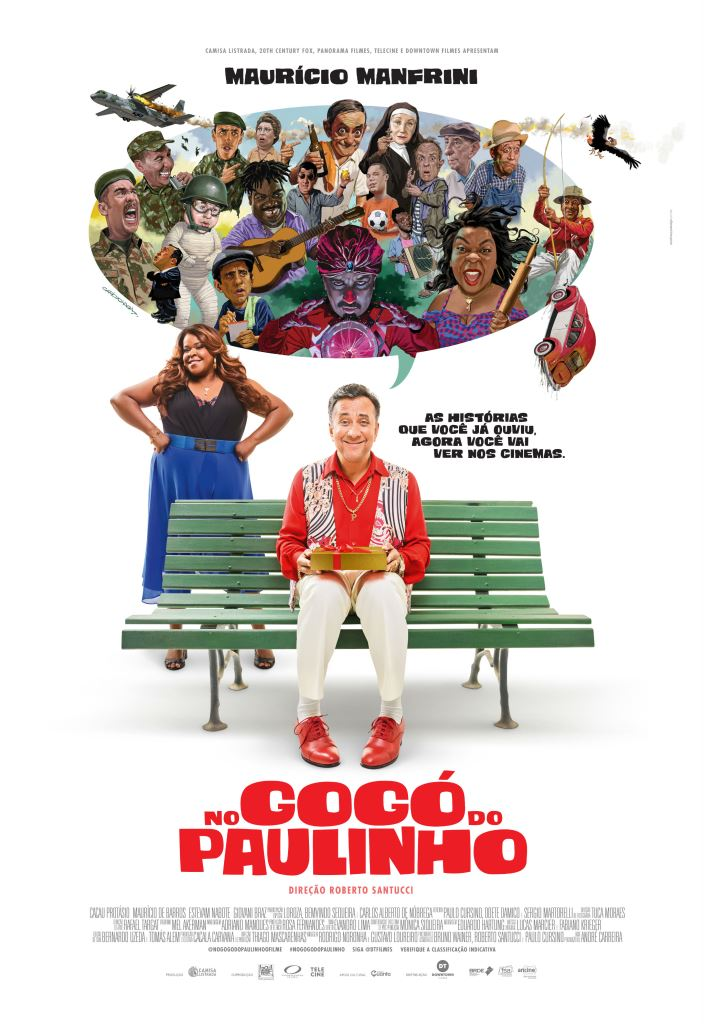 No Gogó do Paulinho (2020) HD 1080p Latino