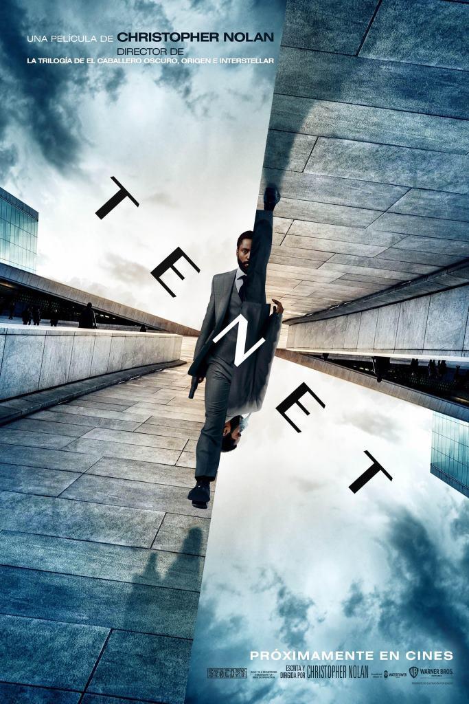 Tenet (2020) HD 1080p Subtitulado