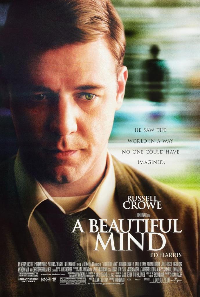 Una mente brillante (2001) HD 1080p Latino