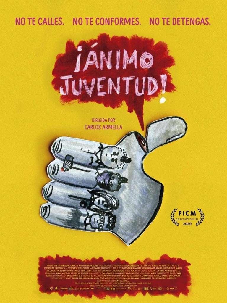 ¡Ánimo Juventud! (2020) HD 1080p Latino