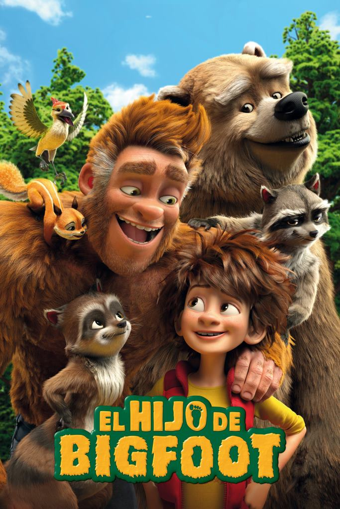 El hijo de Bigfoot (2017) HD 1080p Latino