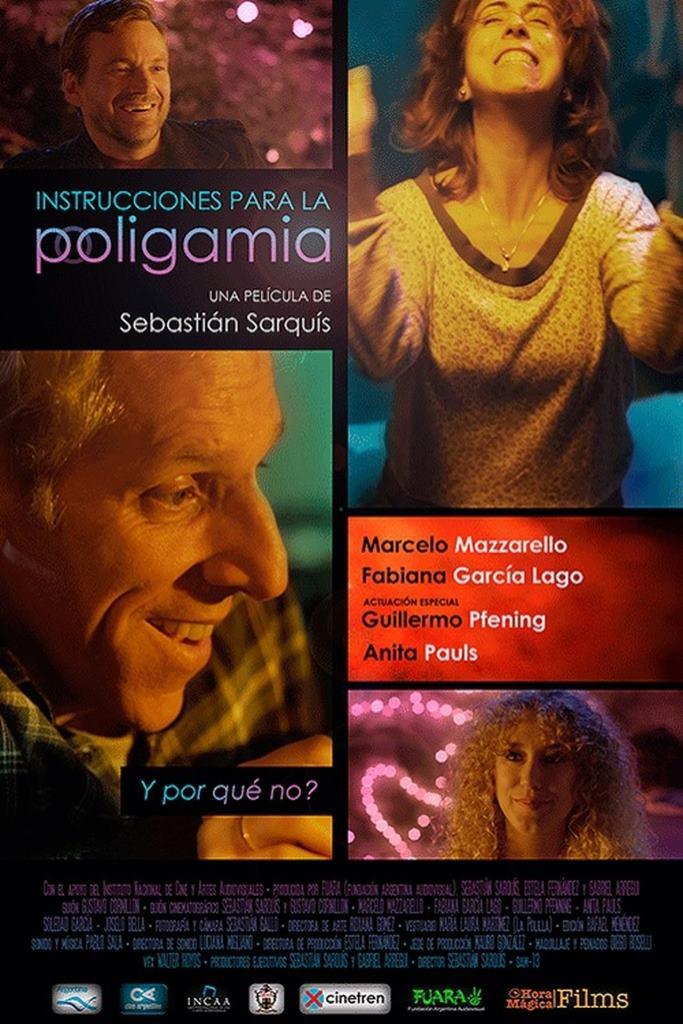 Instrucciones para la Poligamia (2019) HD 1080p Latino