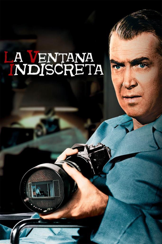 La ventana indiscreta (1954) HD 1080p latino