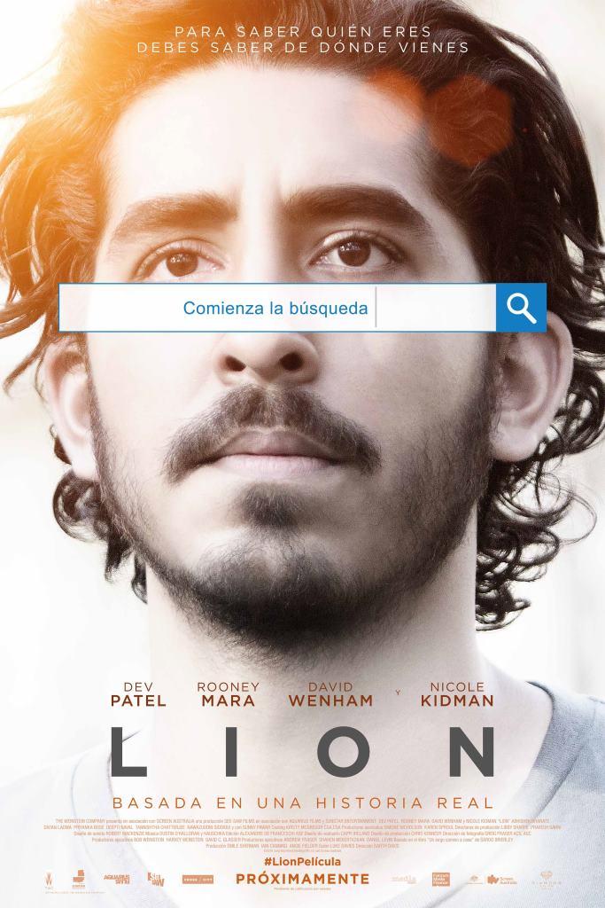 Lion (2016) HD 1080p Latino