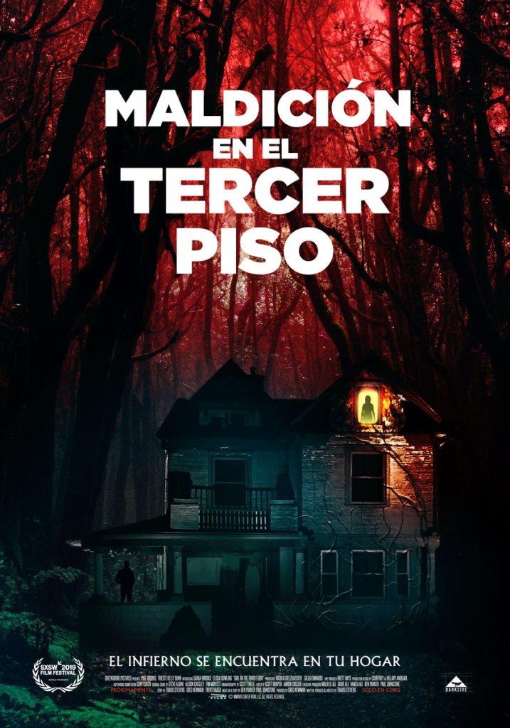 Maldición en el tercer piso (2019) HD 1080p Latino