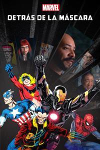 Marvel detrás de la máscara (2021) HD 1080p Latino