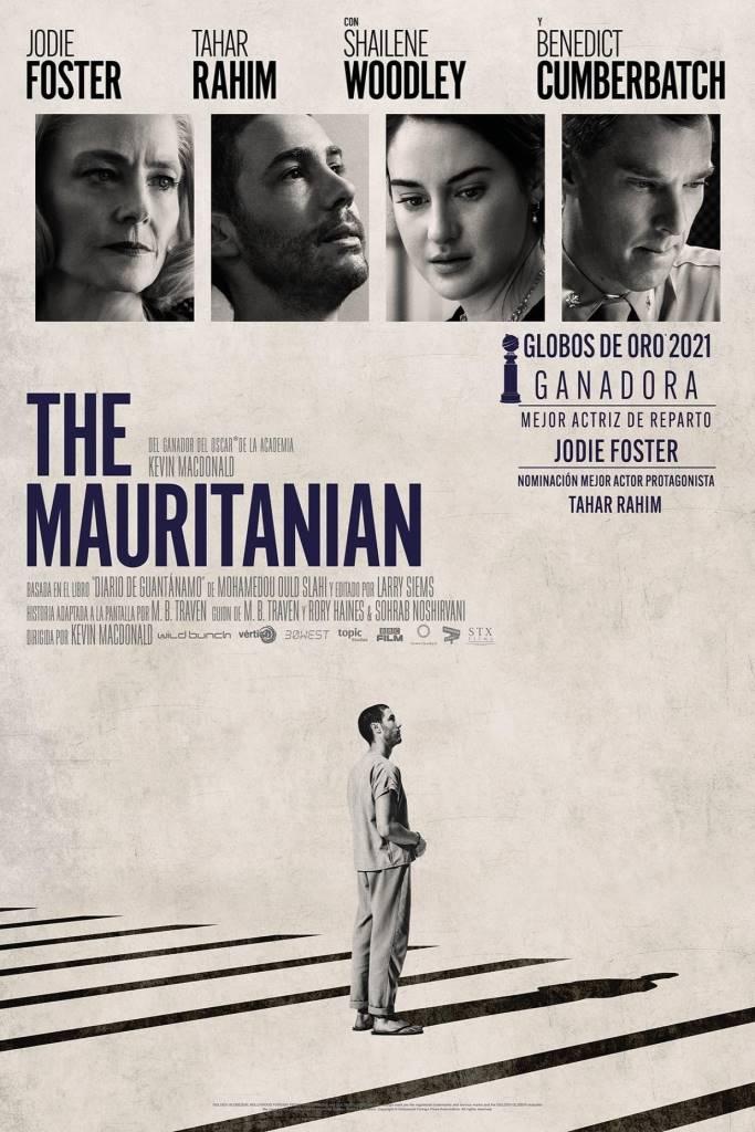 The Mauritanian (2021) HD 1080p Subtitulado