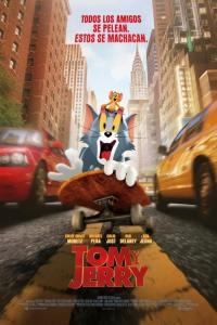 Tom y Jerry (2021) HD 1080p Latino