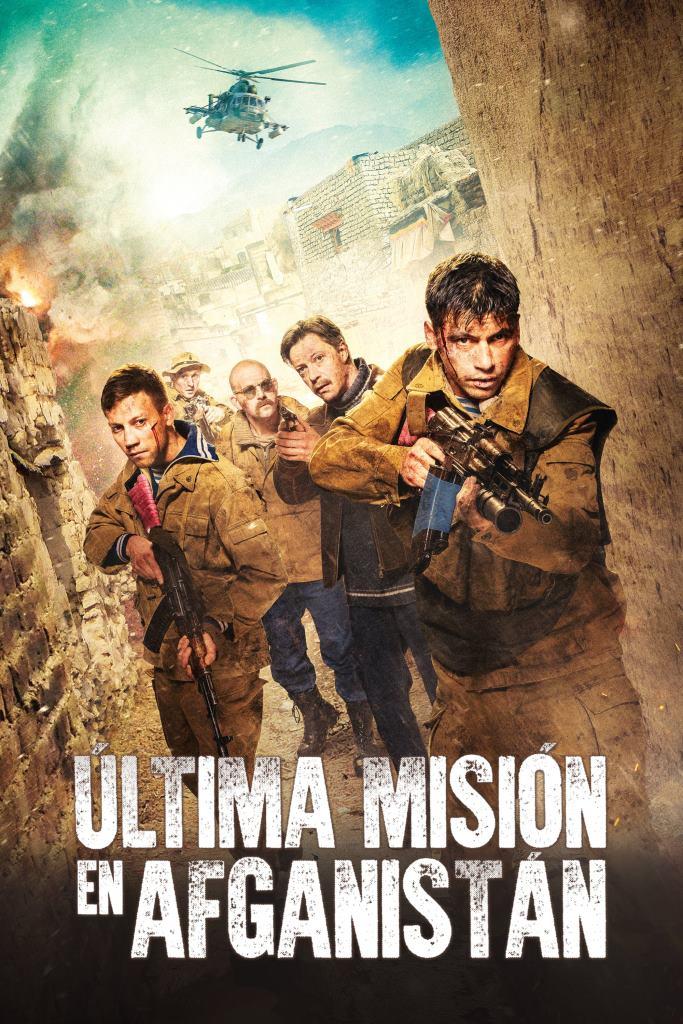 Última misión en Afganistán (2019) HD 1080p Español