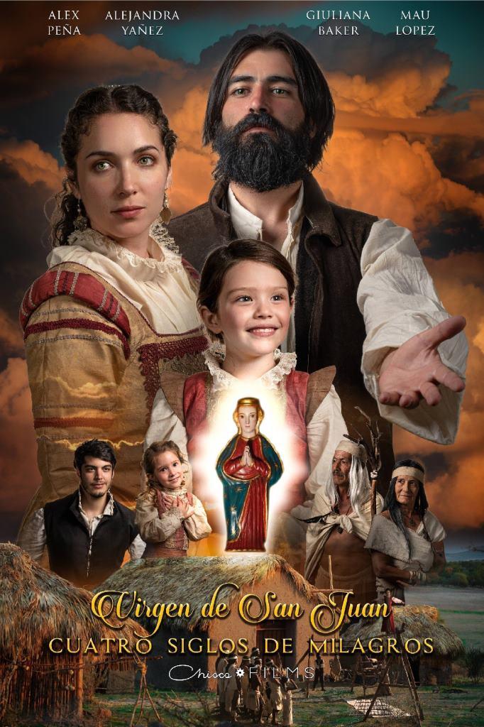 Virgen de San Juan, cuatro siglos de milagros (2021) HD 1080p Latino